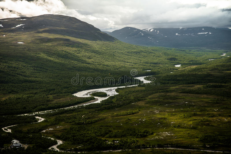 Adventure, freedom and pure nature royalty free stock photo