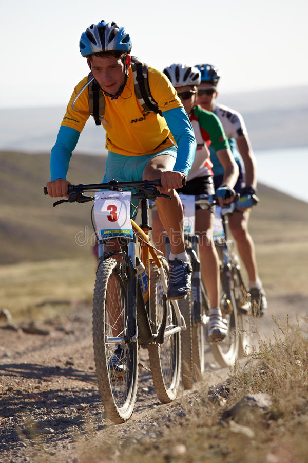 Download Adventure Mountain Bike Competition Editorial Image - Image: 16217110