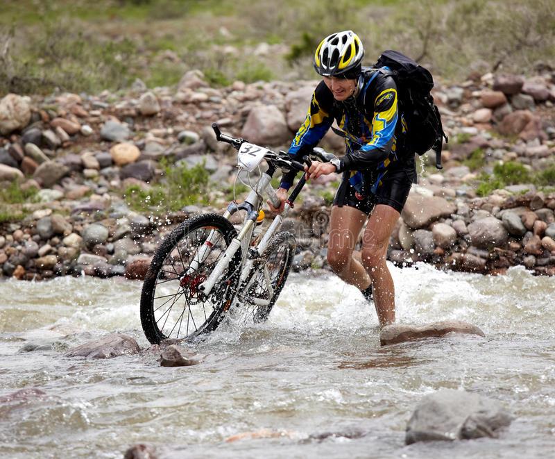 Download Adventure Mountain Bike Competition Editorial Image - Image: 23360220