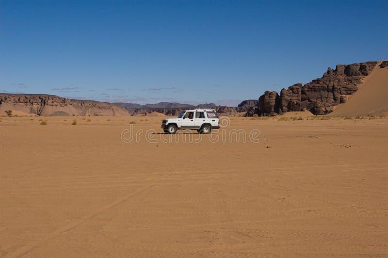Adventure offroad sahara
