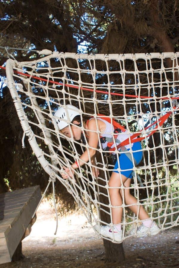 Download Adventure park stock image. Image of helmet, park, extreme - 26135597