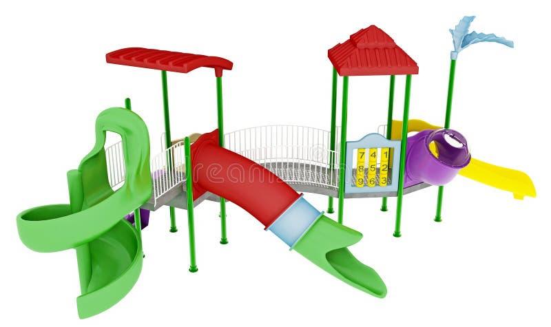 Adventure Playground Stock Photos