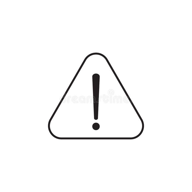 Advertindo, ícone do sinal Os sinais e o ícone dos símbolos podem ser usados para a Web, logotipo, app móvel, UI, UX ilustração royalty free