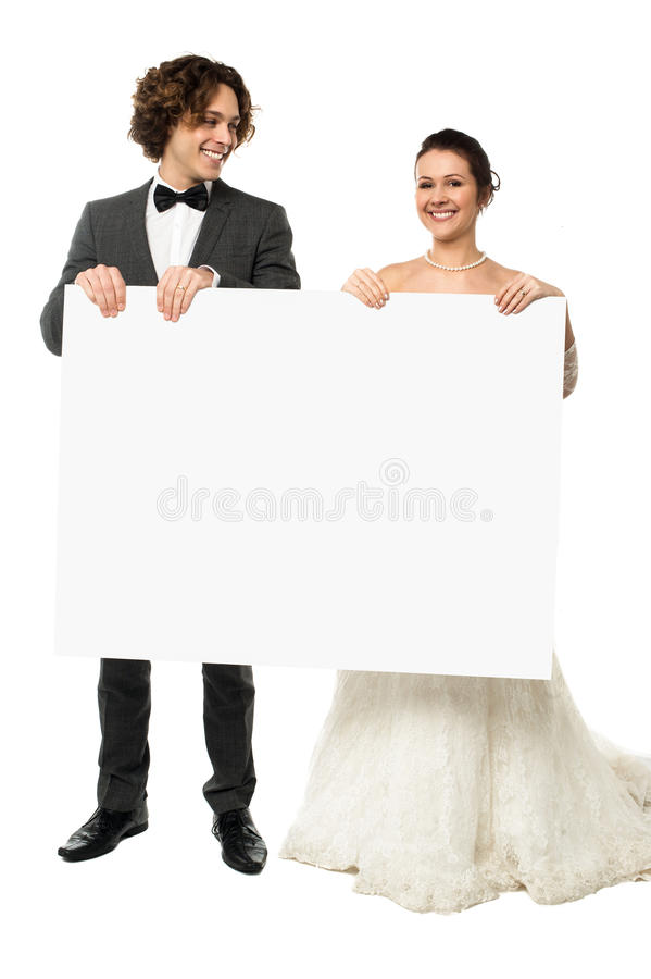How To Advertise Your Wedding Photography Business: Advertise Your Business Here Stock Image