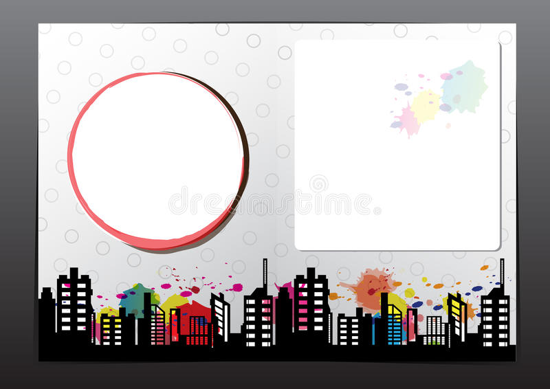 Download Advertise Layout Brochure Design Stock Vector - Image: 27138814