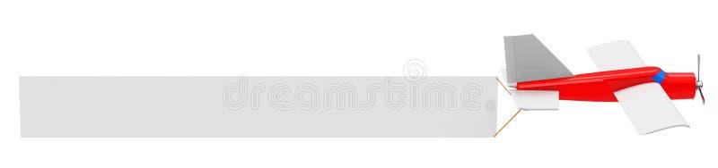 Download Advertisement Airplane Stock Illustration - Image: 38907049