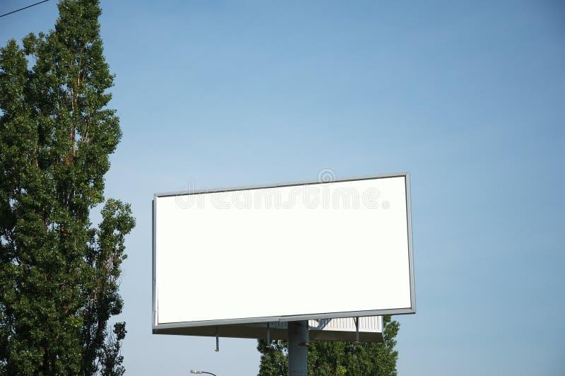 Advertising Billboard Stock Photography
