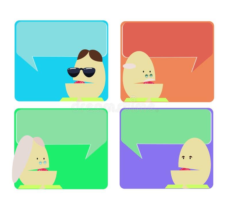 Download Advertising Dialog Speech Box Stock Vector - Image: 27460749