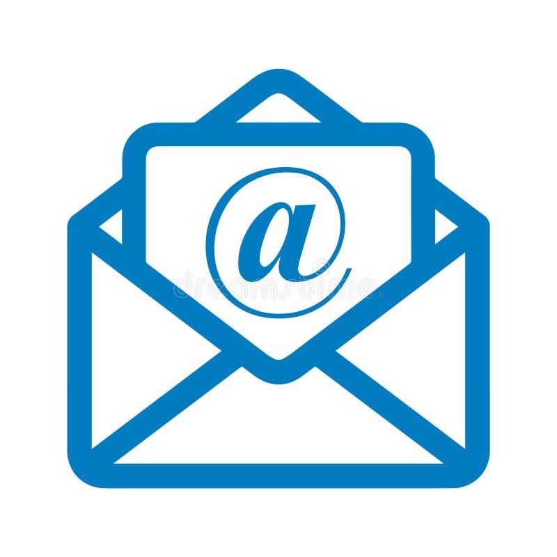 Advertising, email marketing, marketing, megaphone. Icon royalty free illustration