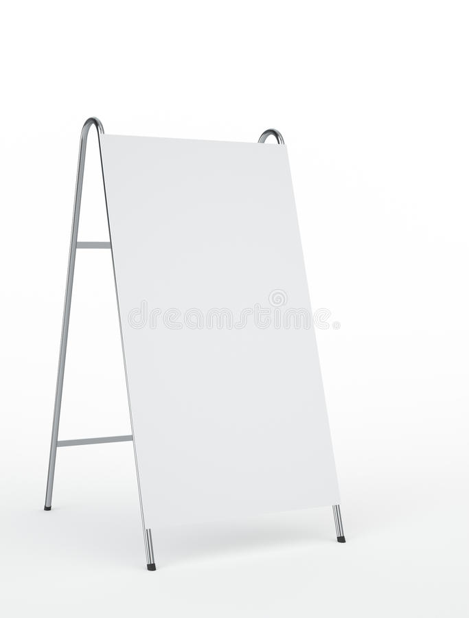 Download Advertising Equipment. stock illustration. Image of marketing - 17499483