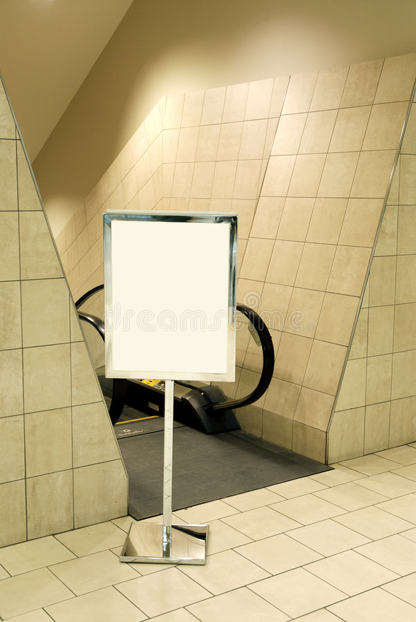 Advertising Space stock images