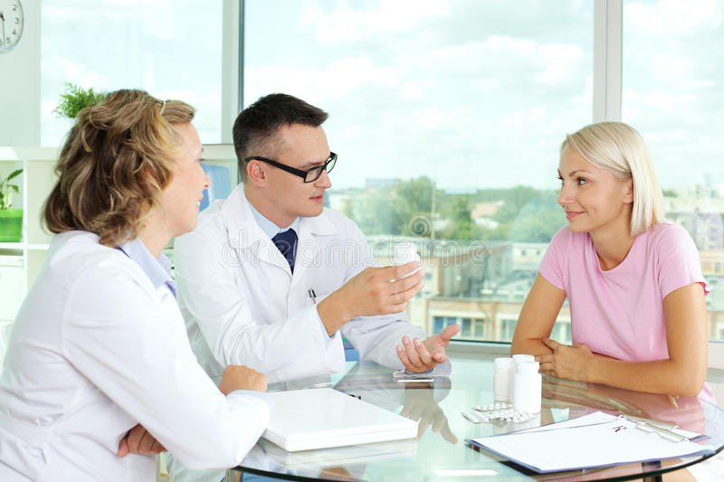 Download Advertising vitamins stock photo. Image of clinic, caucasian - 29515760