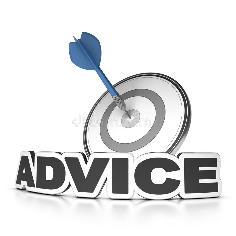 Advice Concept vector illustration