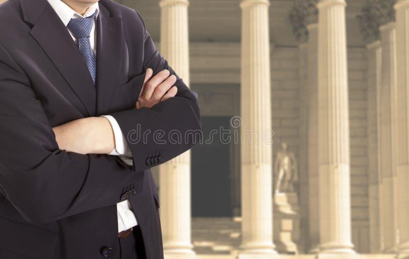 Advogado imagem de stock
