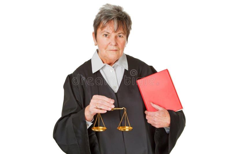 Advogado fêmea fotos de stock royalty free