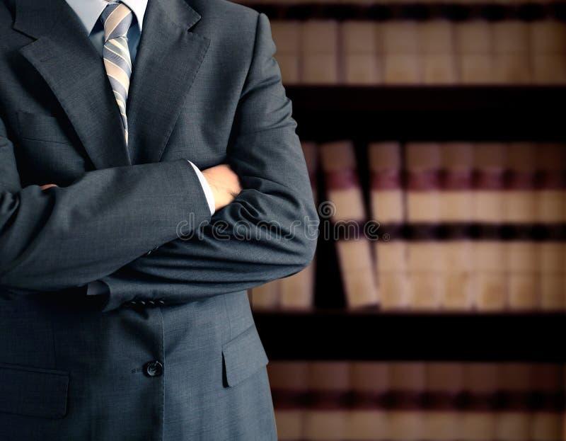 advokat royaltyfri fotografi