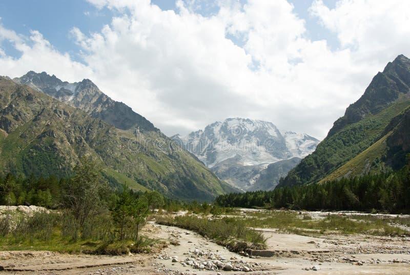 Download Adyr-su Valley In Kabardino-Balkaria (Russia) Stock Image - Image: 28883463