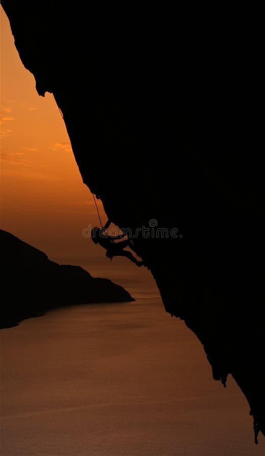 Aegealis - montanhista imagens de stock