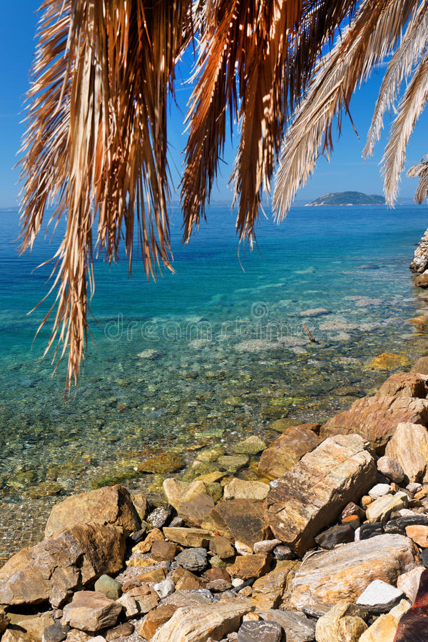 Download Aegean coast stock image. Image of ocean, holiday, vacation - 14661613