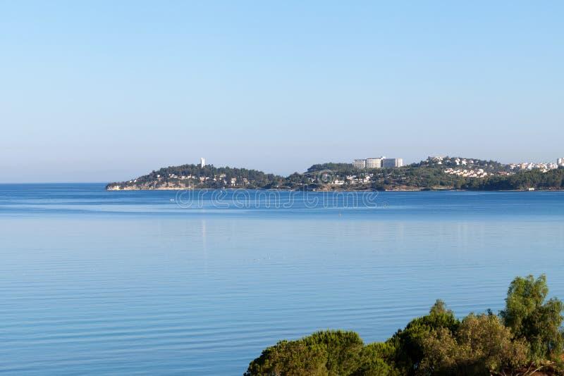 Download Aegean coast stock image. Image of amazing, panorama - 26592579