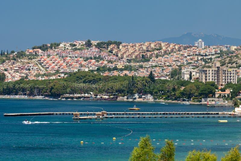 Download Aegean coast stock photo. Image of blue, sail, panorama - 26592654