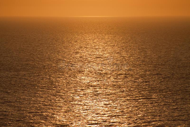 Aegean sea. royalty free stock photography