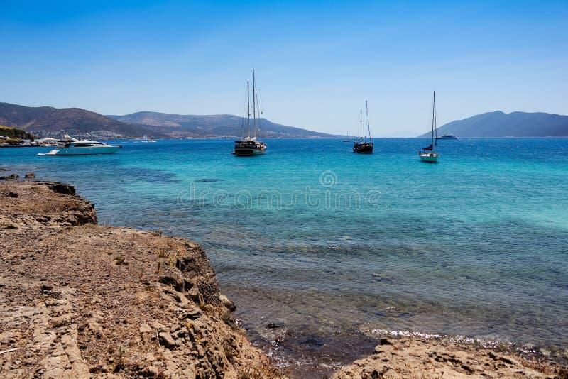 Download Aegean Sea stock photo. Image of pure, beautiful, stone - 21236484