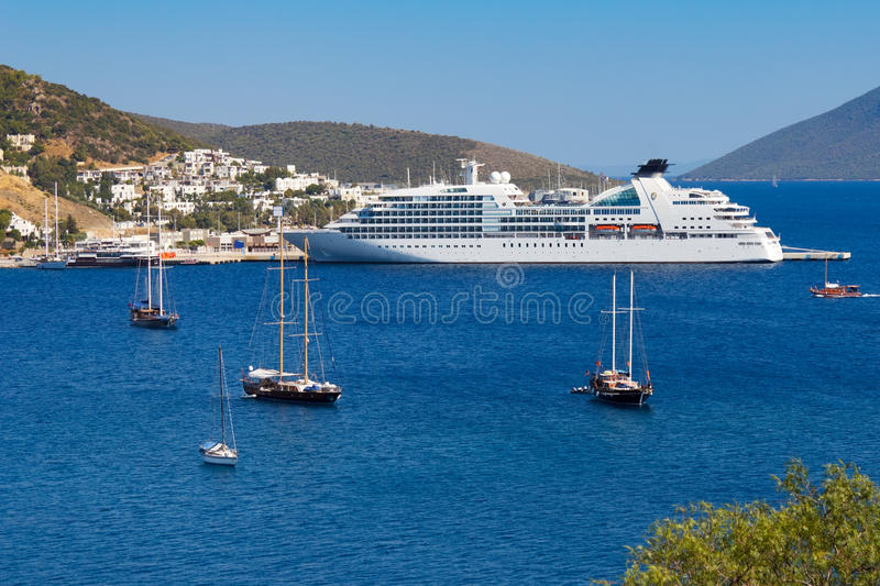 Download Aegean Sea, Bodrum, Turkey Royalty Free Stock Images - Image: 23047699