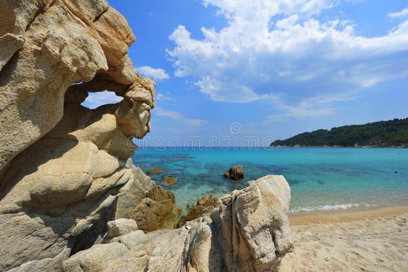 Download Aegean sea landscape stock photo. Image of sandy, imaengine - 20673588
