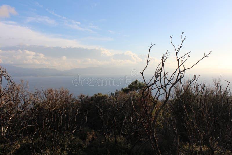 Download Aegean sea and pony island stock image. Image of aegean - 107323211