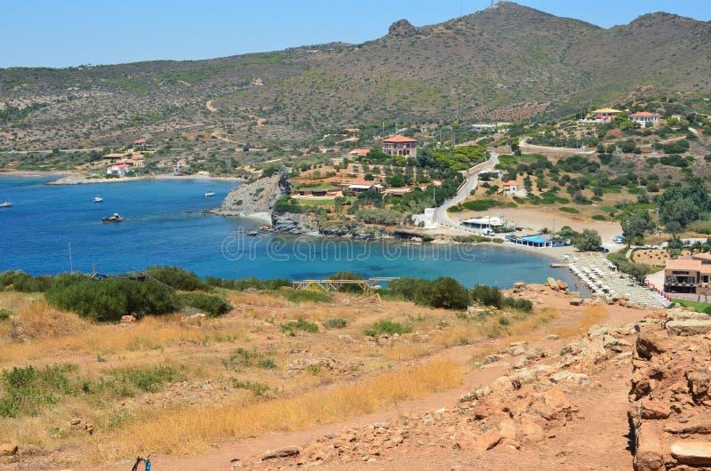 Aegeon Beach-1 stockfotografie