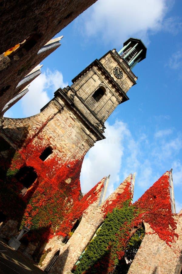 Download Aegidien Church In Hanover, Germany Stock Image - Image: 12751007