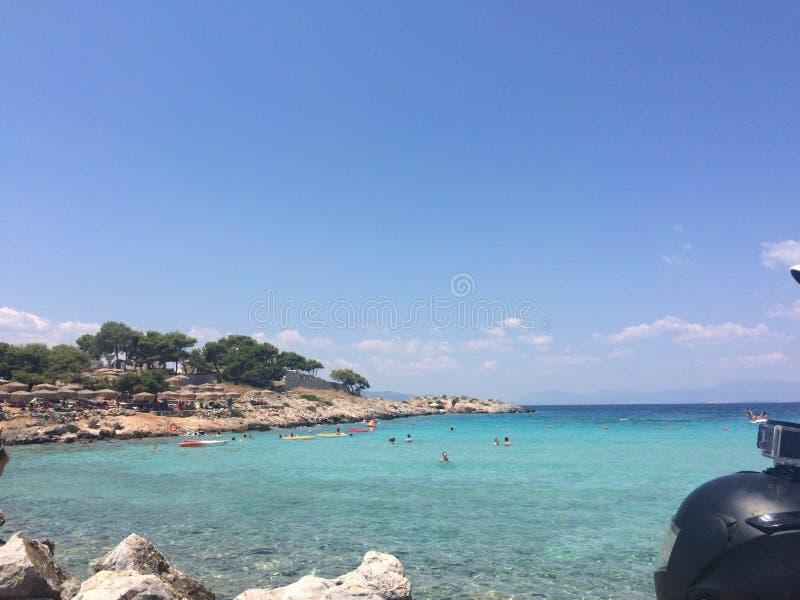 Aegina стоковая фотография