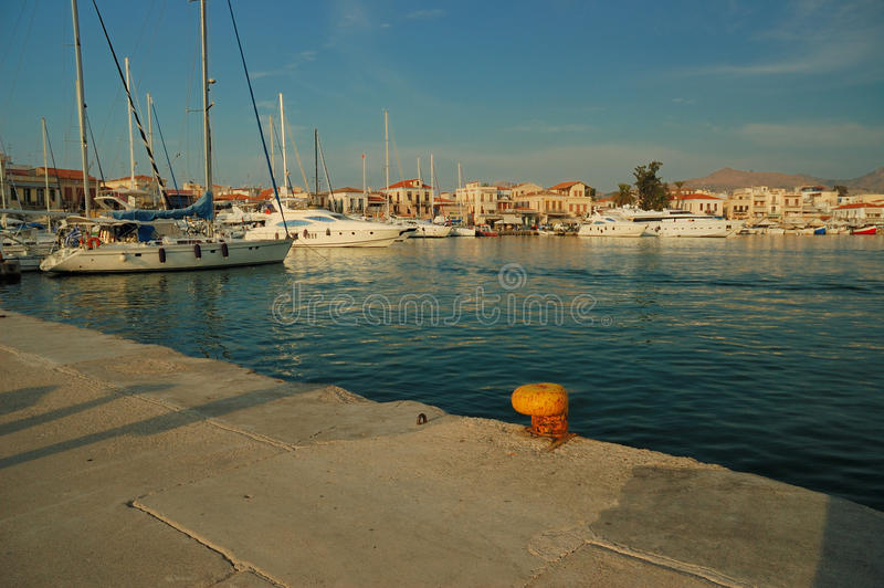 Download Aegina Island stock photo. Image of aegina, tourism, gulf - 24900070