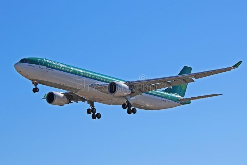 Aer Lingus Airbus A330-300 EI-GAJ stock photos
