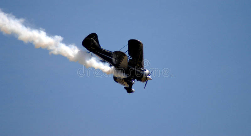 Aereo Aerobatic I fotografie stock