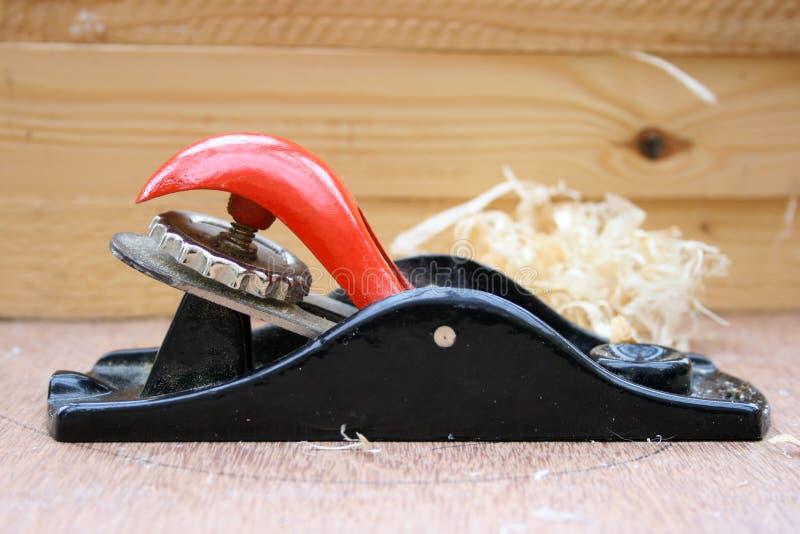 Aereo dei carpentieri. immagini stock