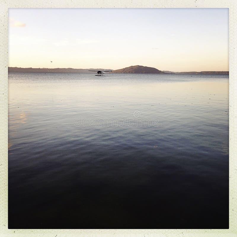 Download Aereo del galleggiante fotografia stock. Immagine di stagno - 30829522