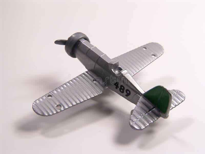 Aereo del giocattolo fotografie stock libere da diritti