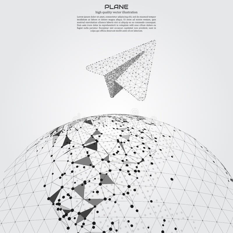 Guarnizioni Della Mappa E Di Lerciume Dell'arcipelago Di