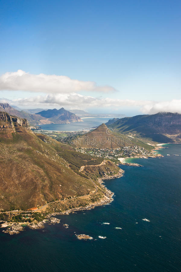 Download Aerial stock photo. Image of cape, moutain, aerial, beautiful - 29027406
