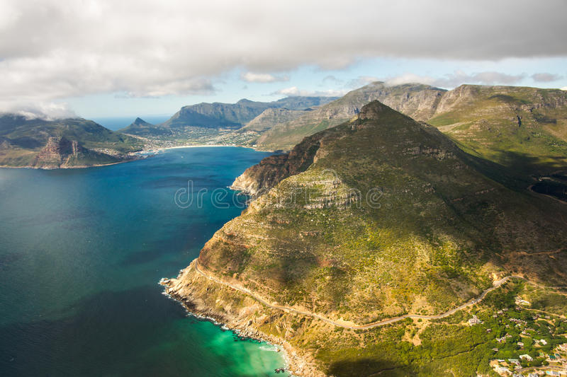 Download Aerial stock photo. Image of hill, coast, island, clear - 29027738