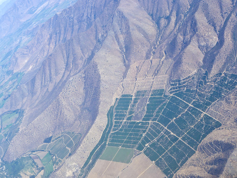 Download Aerial Agriculture Landscape Series 2 Stock Image - Image: 24194219