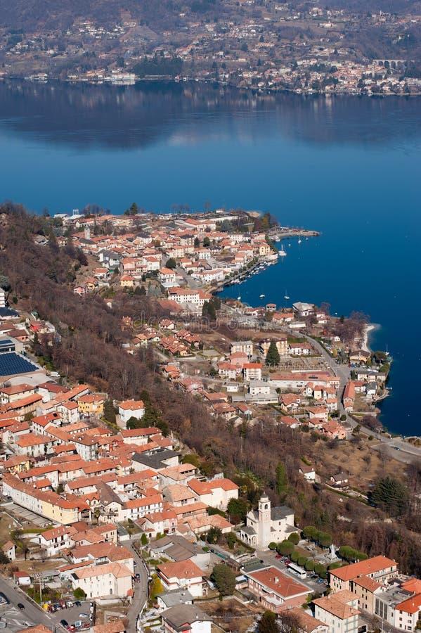 Free Aerial Italian Panorama Stock Image - 23539751