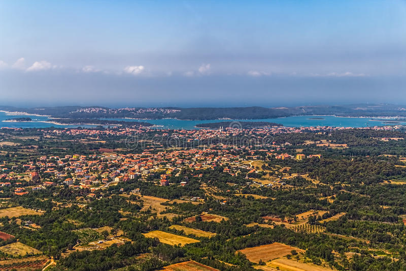 Download Istria stock image. Image of panorama, landscape, fields - 30309501