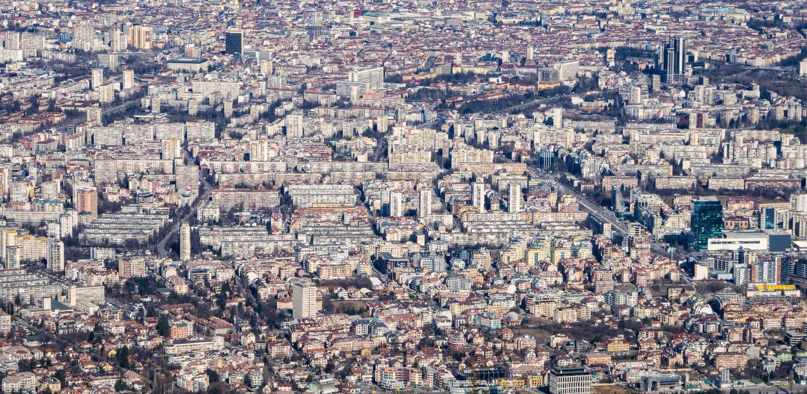 Aerial Photo Of High Rise Buildings During Daytime Free Public Domain Cc0 Image