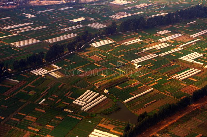 Aerial Photography royalty free stock photos