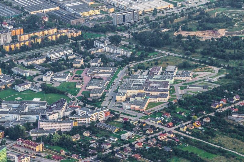 Aerial Photography, Urban Area, Bird's Eye View, City stock photos