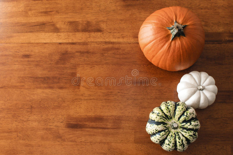 Aerial Pumpkin Table royalty free stock images