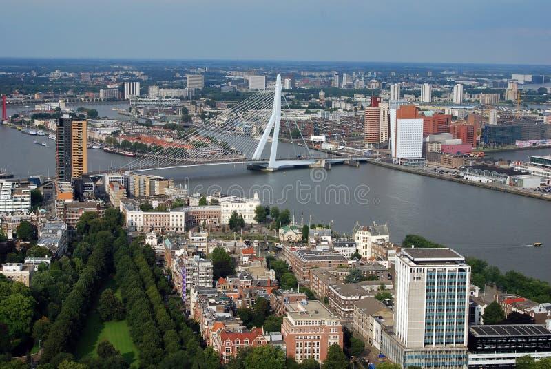 Download Aerial Rotterdam stock photo. Image of panorama, water - 2845058